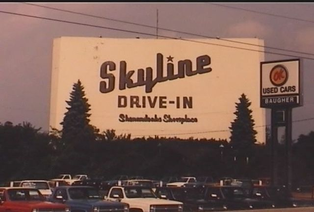 Image result for skyline drive in cinema sydney