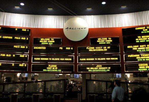 ArcLight Sherman Oaks in Sherman Oaks, CA - Cinema Treasures