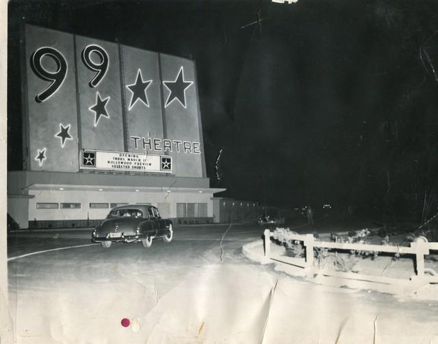 99 DriveIn in Bakersfield CA  Cinema Treasures