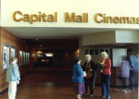 Capital Mall Cinemas in Olympia WA  Cinema Treasures