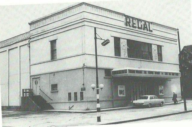 Regal Cinema in Belfast GB  Cinema Treasures