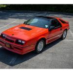 Ultimate Dodge Dodge Daytona Turbo Z For Sale