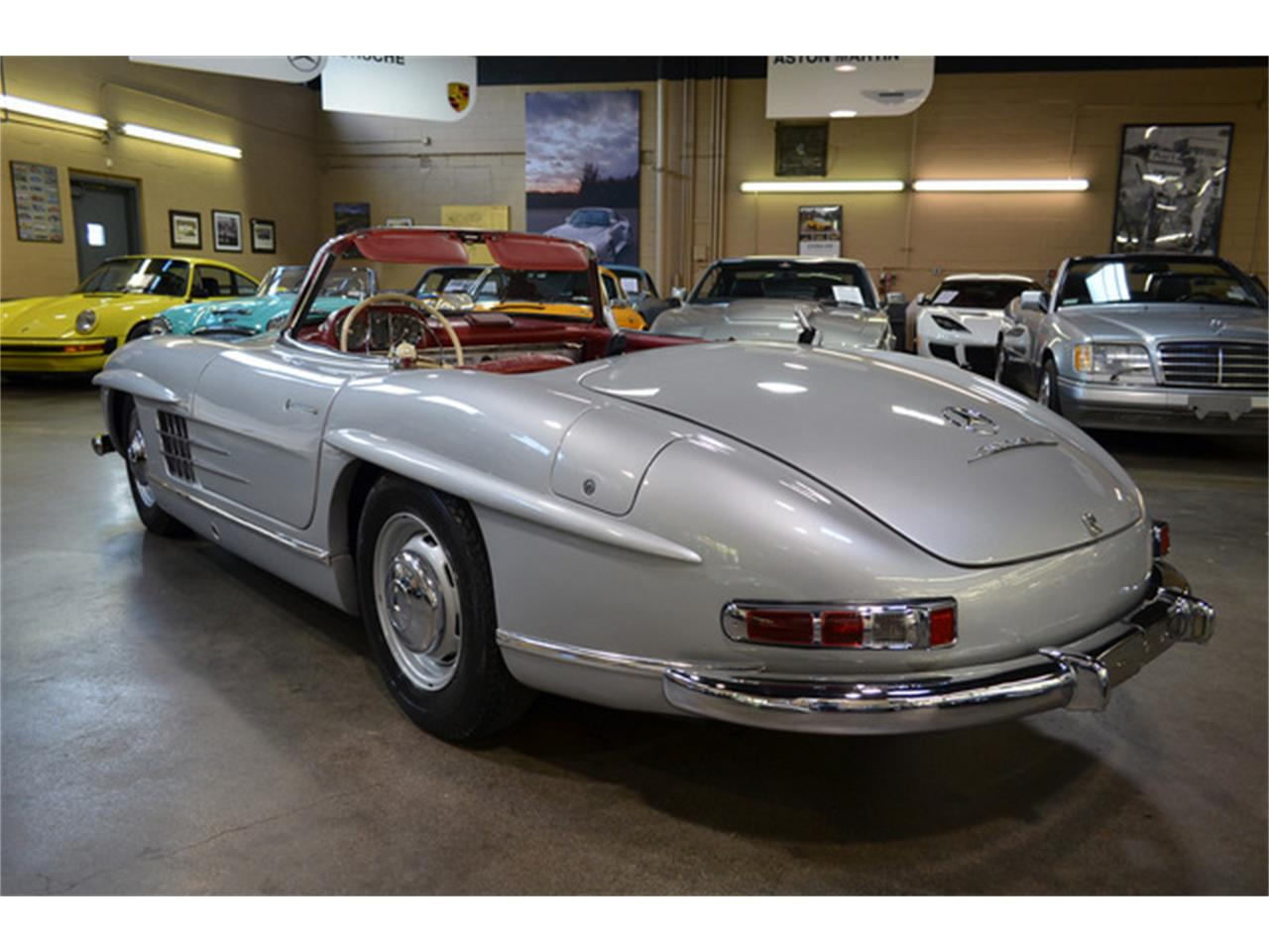 1957 Mercedes-Benz 300SL for Sale | ClassicCars.com | CC-1022343