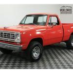 1976 Dodge W100 For Sale Classiccars Com Cc 1075992