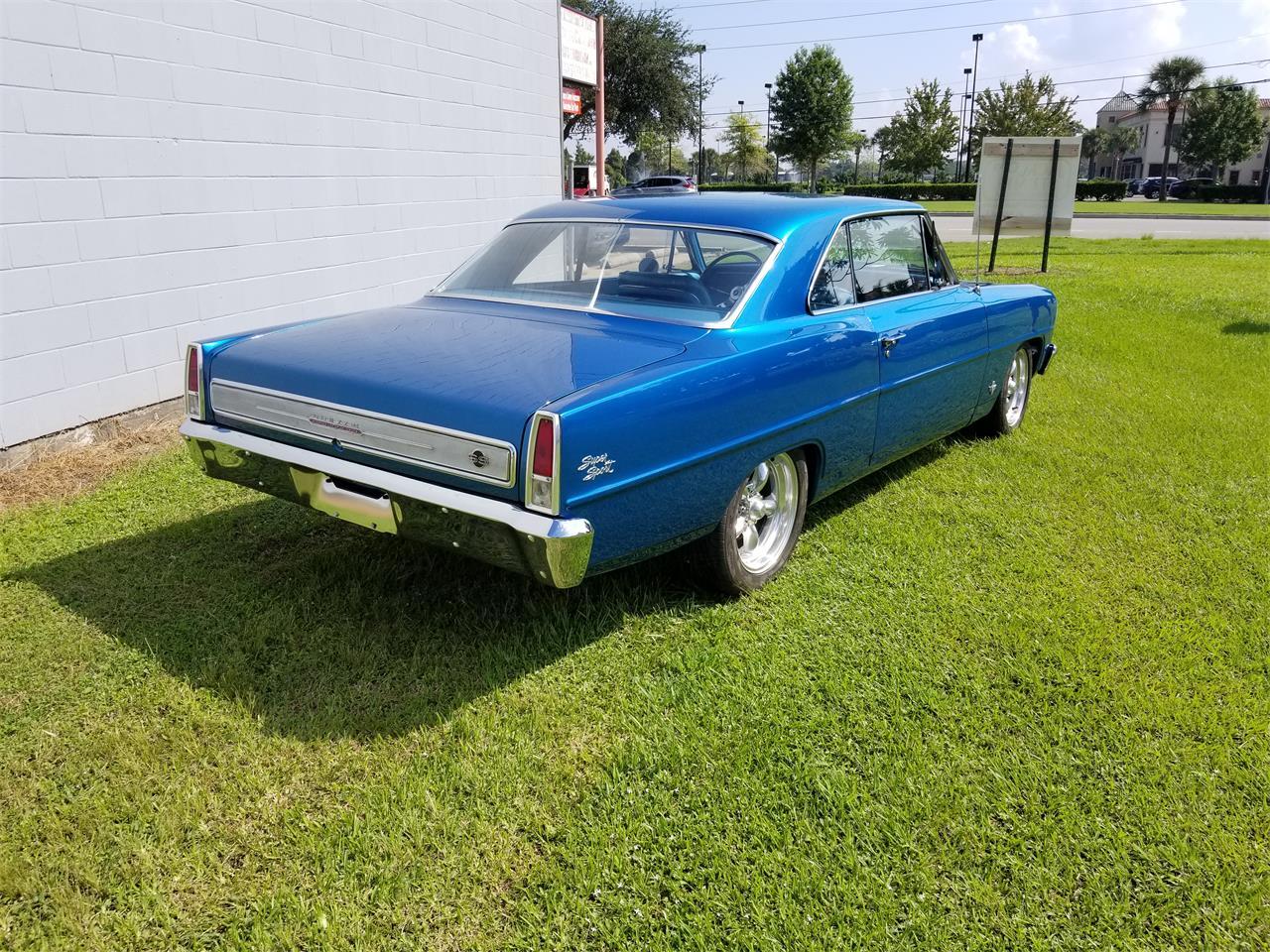 1966 Chevrolet Nova for Sale   ClassicCars.com   CC-1147273