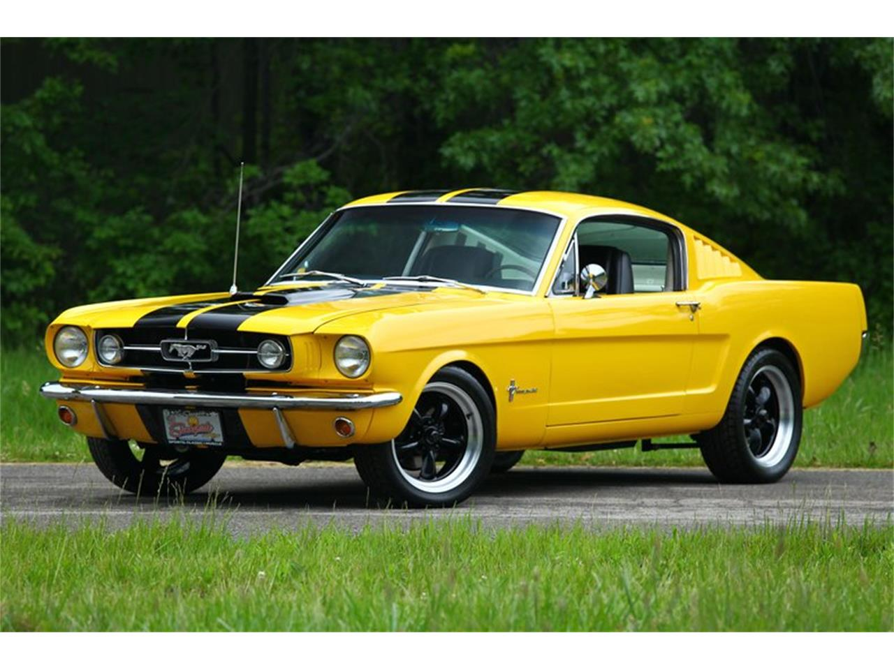 Find out how mustang prices stacked up against competitors. 1965 Ford Mustang For Sale Classiccars Com Cc 1480878