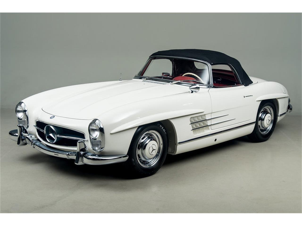 1963 Mercedes-Benz 300SL Roadster for Sale | ClassicCars.com | CC-673559