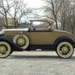 1931 Ford Model A Rumble Seat Deluxe Roadster For Sale Classiccars Com Cc 948770