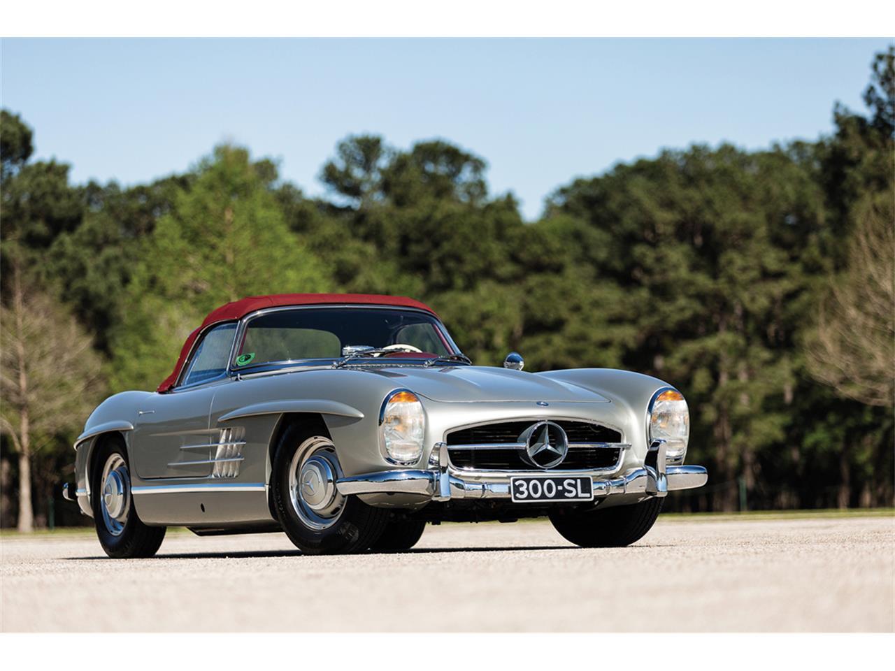 1957 Mercedes-Benz 300SL for Sale | ClassicCars.com | CC-970034