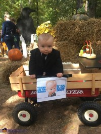 Boss Baby Costume - Photo 3/6