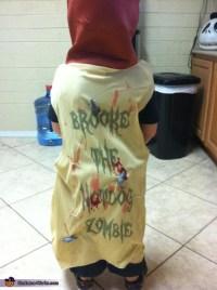 The Hotdog Zombie costume - Photo 2/2