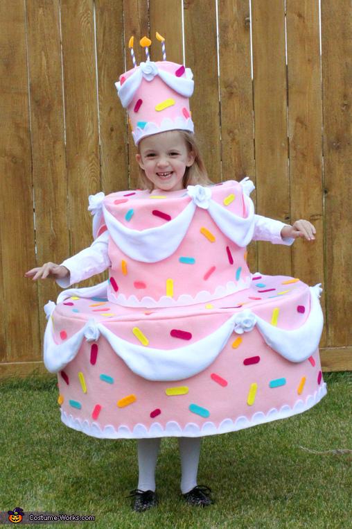 Cake Costume