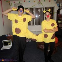 CatDog Couples Costume