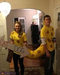 CatDog Couple Costume