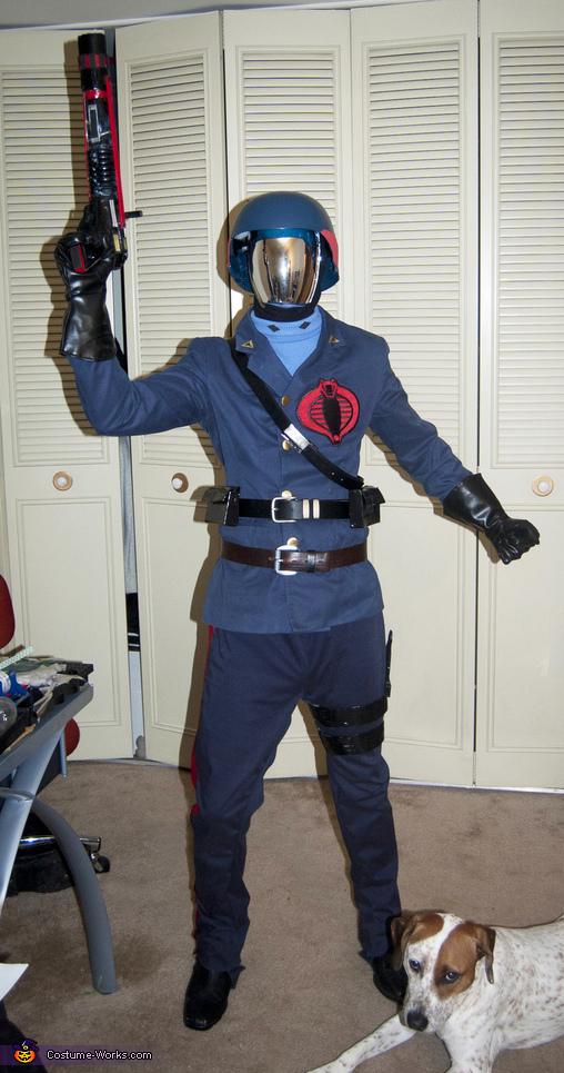 Cobra Commander Costume