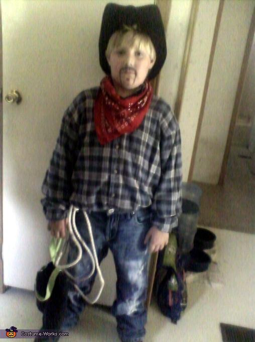 Little Cowboy Costume