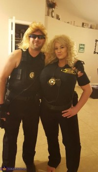 Dog and Beth Couple Costume