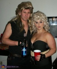 Dog and Beth Bounty Hunters - Costume Ideas for Couples