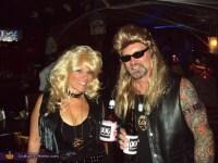 """The Bounty Hunter"" Dog and Beth Chapman Halloween costume ..."