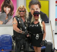 Dog the Bounty Hunter and Beth Couples Costume - Photo 3/3