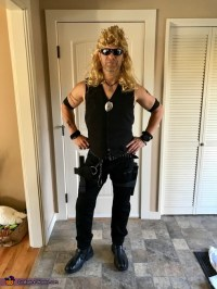 Dog the Bounty Hunter and Beth Costume - Photo 3/3