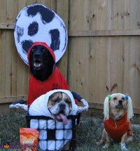 E.T. the Extra-Terrestrial - Costumes for Dogs