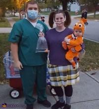 Finding Nemo Family Costume