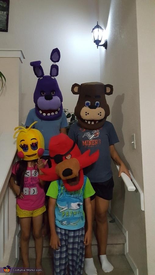 Freddy Fazbear Freddys Five Nights