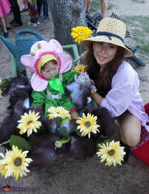 baby chair sit up bean bag walmart flower & gardener costume