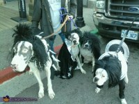 KISS - Costumes for Dogs