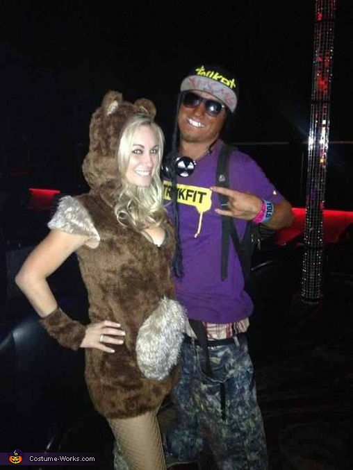 Lil Wayne Halloween Costume  Photo 24