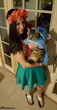 Lilo and Stitch Costume Ideas for Pets