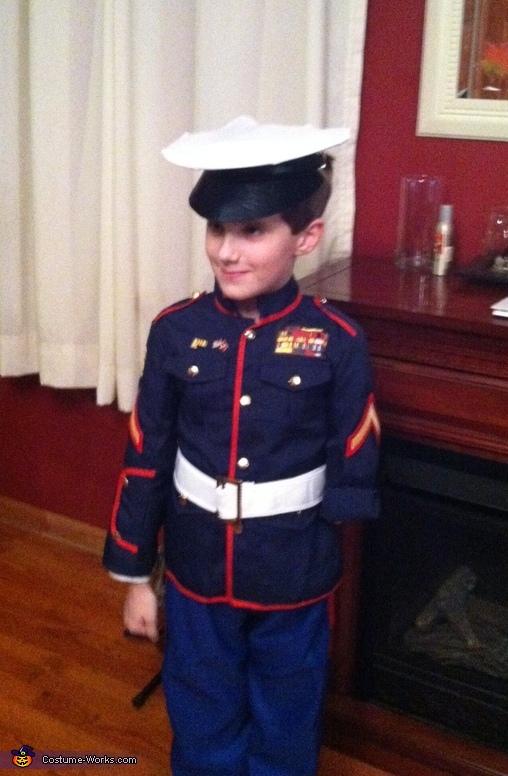 Little Marine Costume