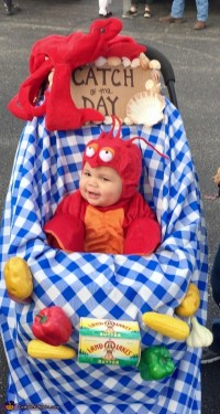 Lobster and Chef Costume - Photo 2/2