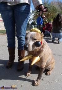 Madonna Halloween Costume for Pets - Photo 3/3