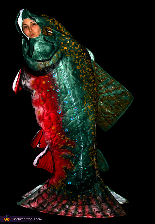 Maine Brook Trout Costume