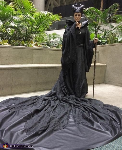 Maleficent Costume 2014  Photo 68