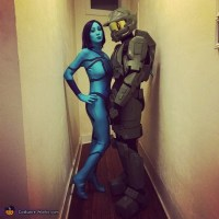 DIY Master Chief Costume - Photo 3/3