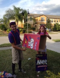 nerds box of couples - 28 images - wonka s nerds costume ...