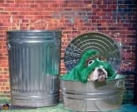 Oscar the Grouch Dogs Halloween Costume