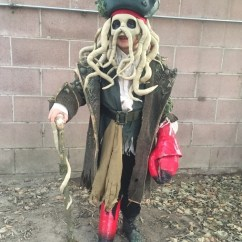 Wheelchair Used Plastic Outdoor Chairs Kmart Pirates Of The Caribbean Davy Jones Costume Idea