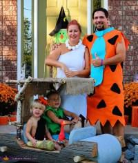 The Flintstones Family Costumes   www.pixshark.com ...