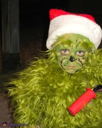 The Grinch and his Dog Max Costume - Photo 3/5
