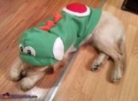 Yoshi Dog Costume - Photo 4/9