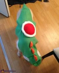 Yoshi Dog Costume - Photo 8/9