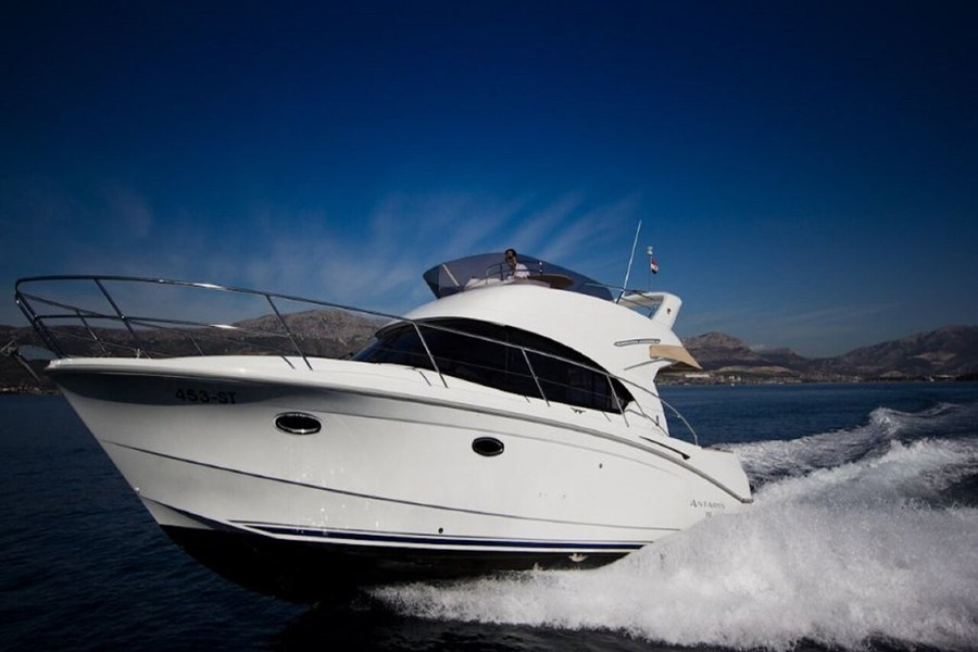 Beneteau Antares 36 Motor Yachts For Charter In Croatia