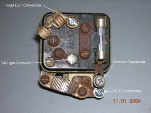 Farmall M Dimmer Resistor  Farmall & International