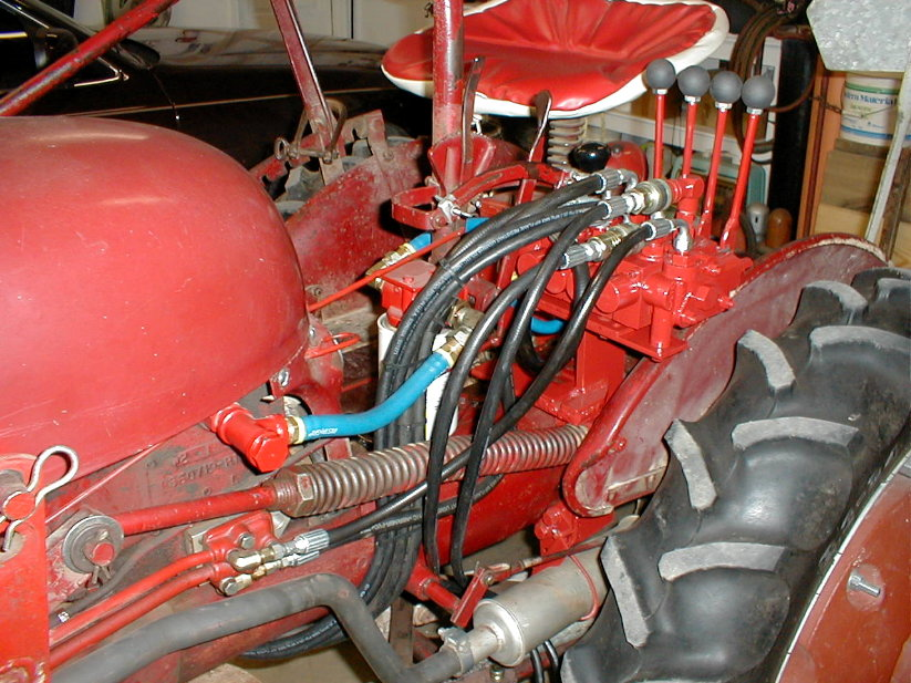 Farmall H Wiring Diagram For 6 Volt Power Beyond Warning Question Farmall Cub