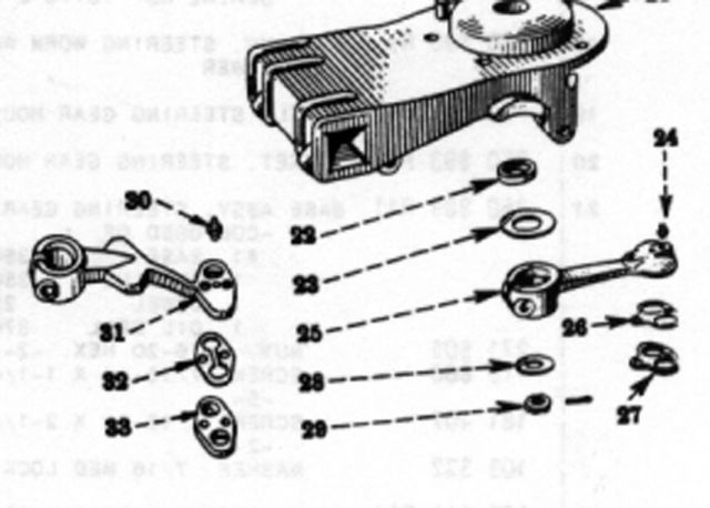 Farmall M Steering Parts Diagram, Farmall, Free Engine