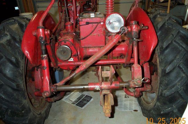 Farmall 100 Sickle Bar Mower